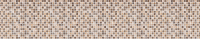 Скиналь БилдингЛайт Мозаика (ПВХ, 2000x600x1.3) -