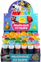 Набор мыльных пузырей Играем вместе Мульт / 1035 -