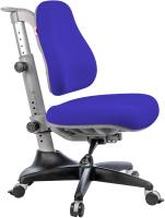 Кресло растущее Comf-Pro Match (васильковый) -