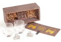 Подарочный набор Bene Premium Whiskey Gold / 6877 -