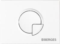 Кнопка для инсталляции Berges Novum R4 Soft Touch 040024 -