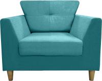 Кресло мягкое Aupi Пи / 4.67.2 (ткань 2) -