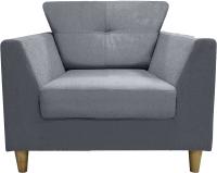 Кресло мягкое Aupi Пи / 4.67.2 (ткань 3) -