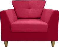 Кресло мягкое Aupi Пи / 4.67.2 (ткань 5) -