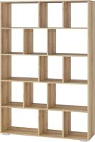 Стеллаж Сокол-Мебель СТ-15 (дуб делано) -