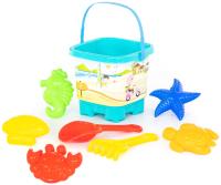 Набор игрушек для песочницы Полесье №594 / 62482 -