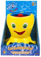 Набор мыльных пузырей 1Toy Осьминог / Т19914 -