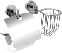 Держатель для туалетной бумаги FORA Long L045-2 -