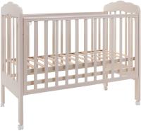 Детская кроватка Топотушки Мария-1 / 87 (слоновая кость) -