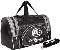 Спортивная сумка Sarabella С 054/1 (черный/серый) -