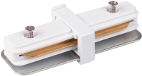 Коннектор для шинопровода Elektrostandard TRC-1-1-I-WH -