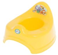 Детский горшок Tega Сафари / PO-039-124 (желтый) -