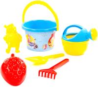 Набор игрушек для песочницы Полесье Disney Винни и его друзья №8 / 66909 -