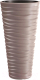 Кашпо Prosperplast Sand Slim DPSA350-7529U (мокко) -