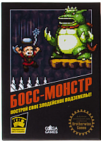 Настольная игра GaGa Босс-монстр -