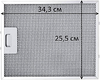 Фильтр для вытяжки Akpo Classic (60см) -