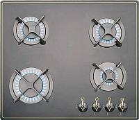 Газовая варочная панель Akpo Elite FQ6TG C FFD Black Rustic -