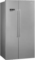 Холодильник с морозильником Smeg SBS63XDF -