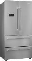Холодильник с морозильником Smeg FQ55FXDF -