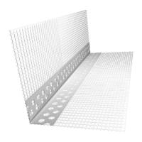 Уголок штукатурный Эверестстрой 2.5м x 10x15см с сеткой -