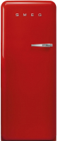 Холодильник с морозильником Smeg FAB28LRD5 -