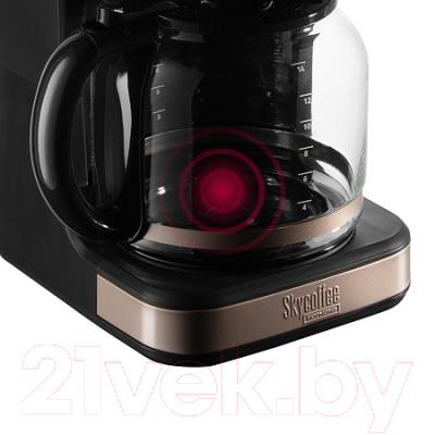 Капельная кофеварка Redmond SkyCoffee RCM-M1525S (черный)