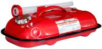 Канистра AVS HJM-05 / A07422S (5л, красный) -