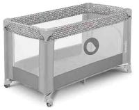 Кровать-манеж Lionelo Stefi (серый) -