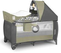 Кровать-манеж Lionelo Sven Plus (зеленый) -