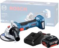 Профессиональная угловая шлифмашина Bosch GWS 180-LI (0.601.9H9.025) -
