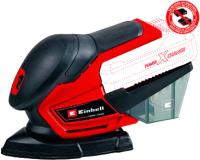 Вибрационная шлифовальная машина Einhell TE-OS 18/150 Li Solo (4460708) -
