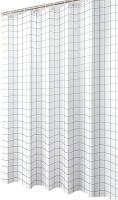 Шторка-занавеска для ванны MONAMI BME819-180x180 -