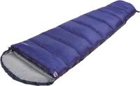 Спальный мешок Jungle Camp Active / 70943 (серый/синий) -