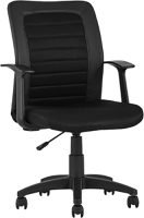 Кресло офисное TopChairs Blocks D-213 (черный) -