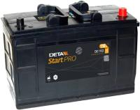 Автомобильный аккумулятор Deta Professional DG1102 (110 А/ч) -