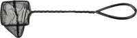 Сачок для аквариума EBI 215/102404 (черный) -