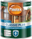 Антисептик для древесины Pinotex Classic Plus 3в1 (900мл, красное дерево) -