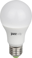 Лампа для растений JAZZway PPG A60 Agro 9W Frost E27 IP20 (5002395) -