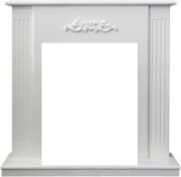 Портал для камина Смолком Capri STD-ASP (белое дерево делюкс) -