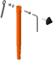 Удлинитель шнека для мотобура Тонар УШ-250.19 / 0076469 -