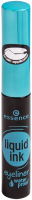 Подводка для глаз жидкая Essence Liquid Ink водостойкая коричневый (3мл) -