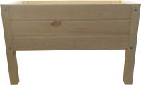 Грядка на ножках ВудГрупп КГ224 (50x78.8x40.6) -