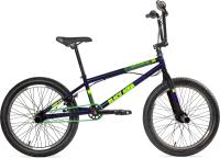 Велосипед Black Aqua Jump 2.0 20 / GL-602V (темно-синий) -