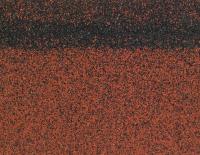 Черепица коньково-карнизная Технониколь Красный микс (упаковка) -