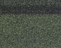 Черепица коньково-карнизная Технониколь Зеленый микс (упаковка) -