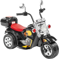 Детский мотоцикл Sundays BJ777 (черный) -