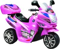 Детский мотоцикл Sundays BJ051 (розовый) -