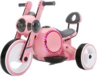 Детский мотоцикл Sundays BJS128 (розовый) -