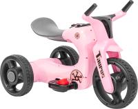 Детский мотоцикл Sundays BJS168 (розовый) -