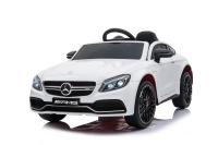 Детский автомобиль Sundays Mercedes Benz C63 BJ1588 (белый) -